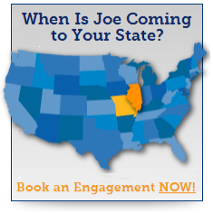 When Is Joe Coming to Your State?